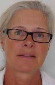 Porträtt Birgitta